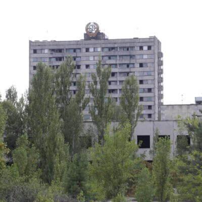 Center of Pripyat
