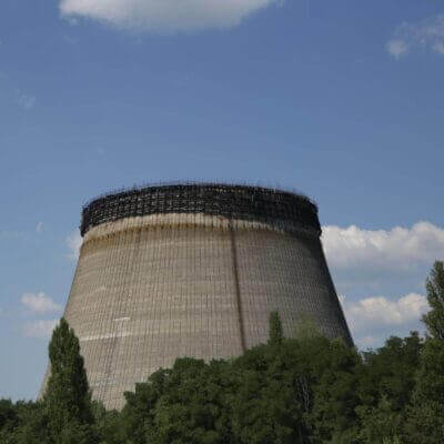 Chernobyl Cooling Tower-2