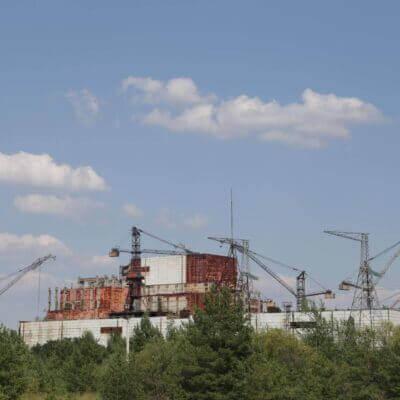 Chernobyl Reactor 5 Unfinished-NPP