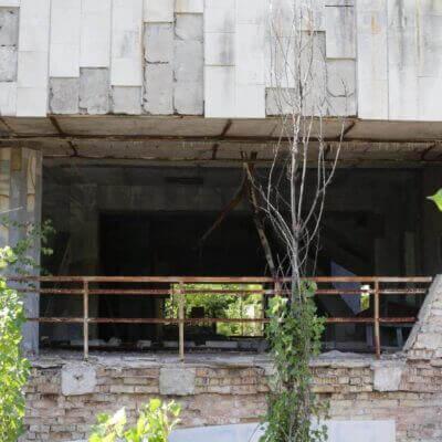 Hotel Polissya inside chernobylstory.com