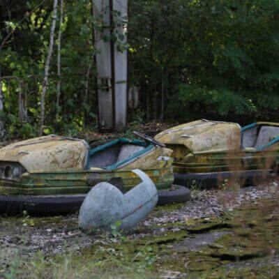 Pripyat Amusement Park 11