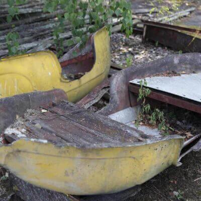 Pripyat Amusement Park 3