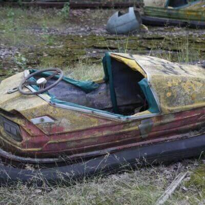 Pripyat Amusement Park 7