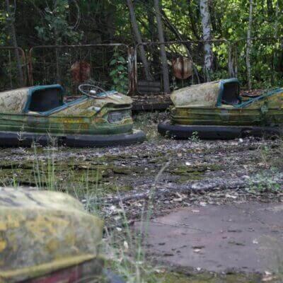 Pripyat Amusement Park 8