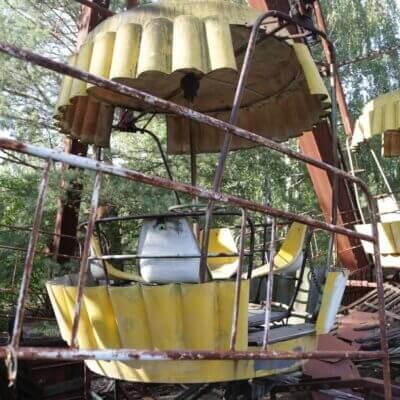Pripyat Ferris Wheel 2