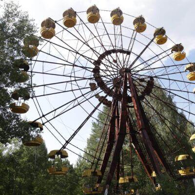 Pripyat Ferris Wheel 5
