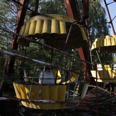 Pripyat Ferris Wheel 6