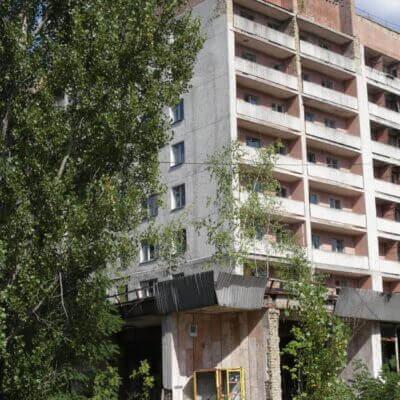 White House Pripyat
