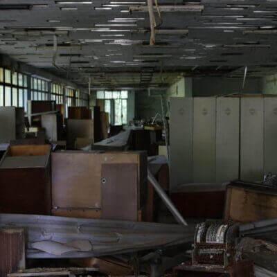 Shop in Pripyat 2
