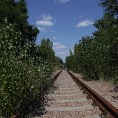 Yanov Train Station