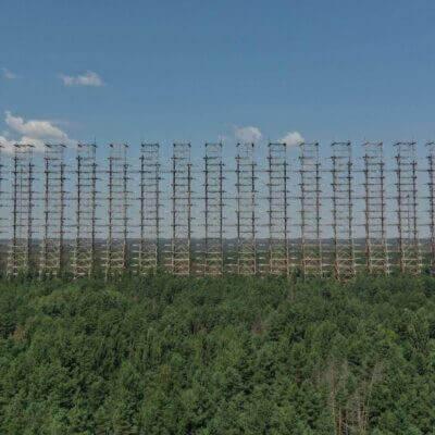 Duga Antenna chernobylstory.com
