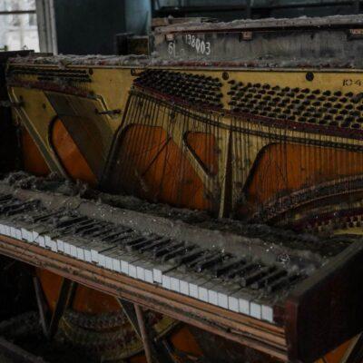 Pripyat Piano Shop