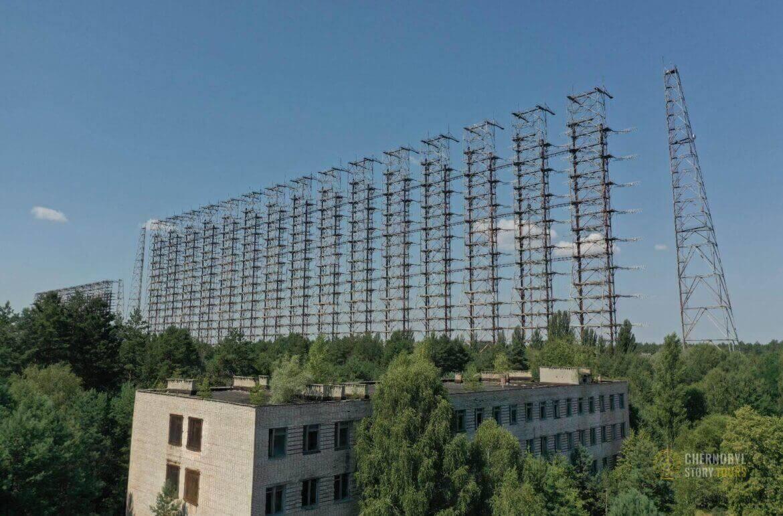 CHERNOBYL DUGA-2