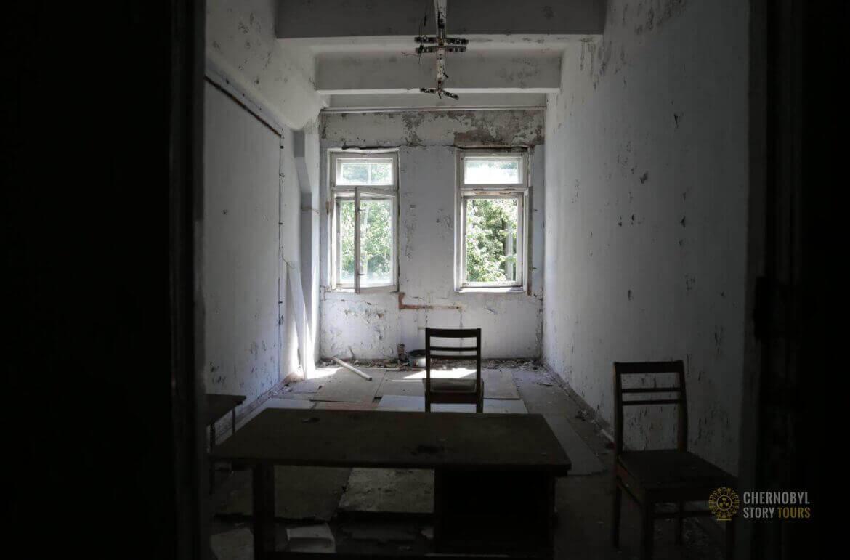 Chernobyl-2 Duga Building inside-4