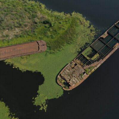 Chernobyl Abandoned Port