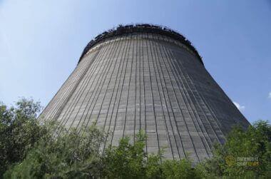 Chernobyl unfinished NPP by chernobylstory.com