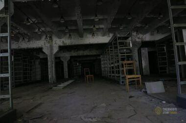Chernobyl-2 room by chernobylstory.com