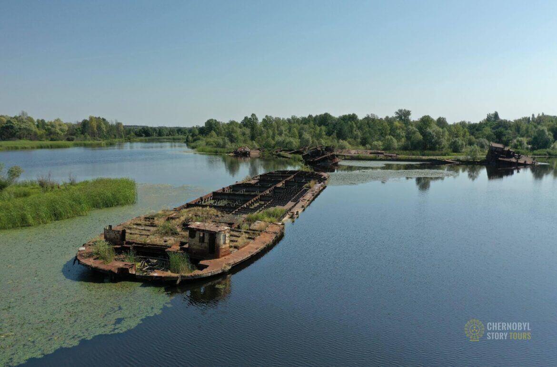 Chernobyl Port by chernobylstory.com