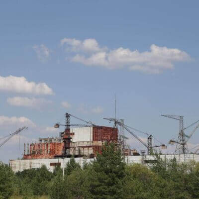 Chernobyl Reactor 5 Unfinished-NPP