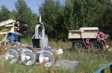 Chernobyl Vehicle Graveyard-3 by chernobylstory.com