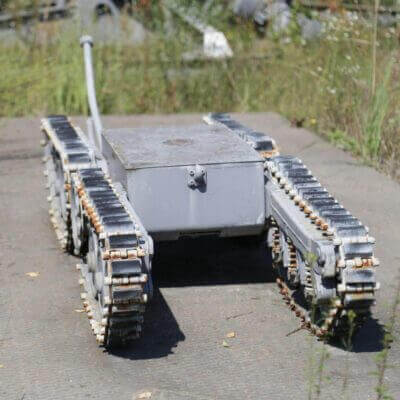 Chernobyl Vehicle Graveyard 4