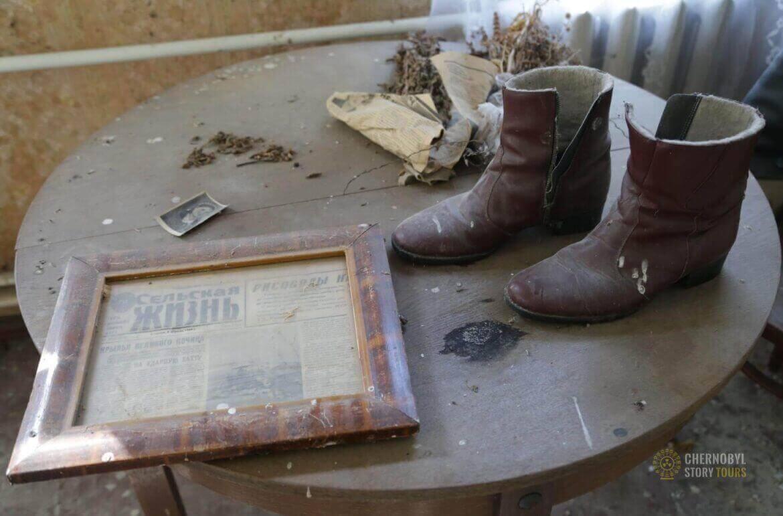 Chernobyl Village by chernobylstory.com