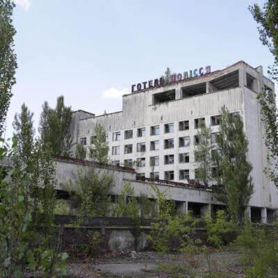 Hotel Polissya- 5 chernobylstory.com