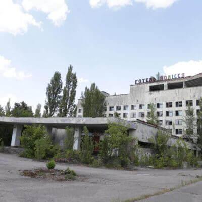 Hotel Polissya chernobylstory.com