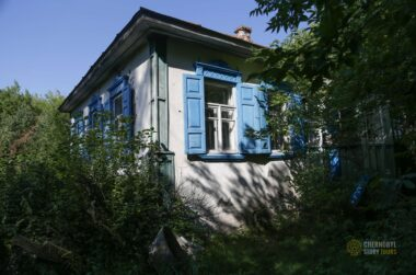 Chernobyl Village - house