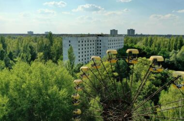 Pripyat by chernobylstory.com