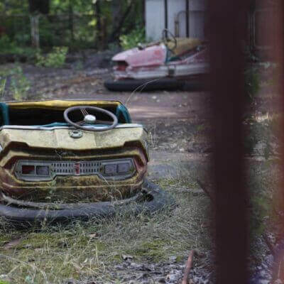 Pripyat Amusement Park 12