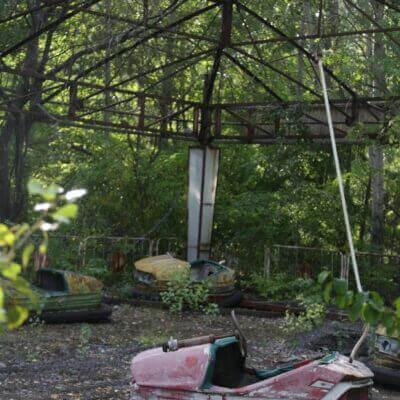 Pripyat Amusement Park 13
