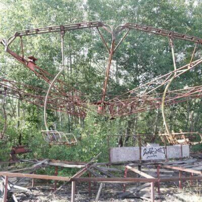 Pripyat Amusement Park 4