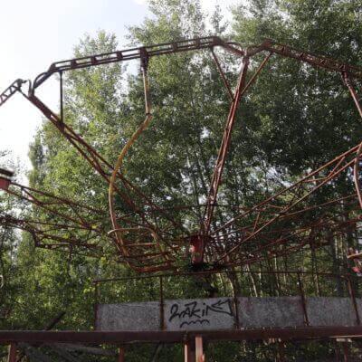 Pripyat Amusement Park 5