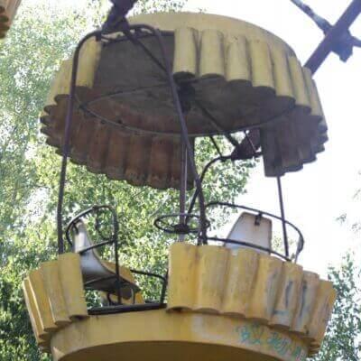 Pripyat Ferris Wheel 3