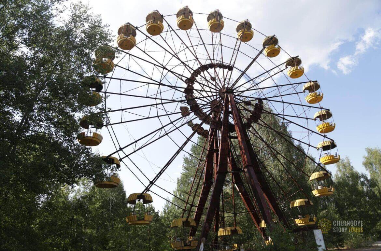 Pripyat Ferris Wheel-5