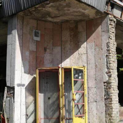 Pripyat Phone Booth