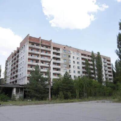 Pripyat city chernobylstory.com