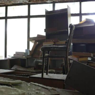 Shop in Pripyat 3