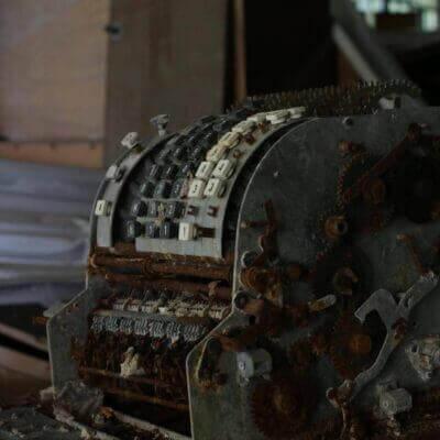 Shop in Pripyat