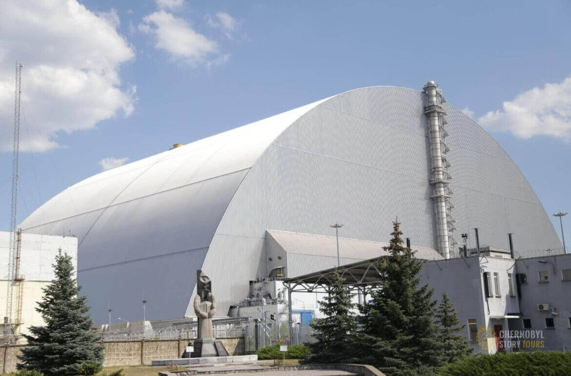 Chernobyl New Safe Confinement by chernobylstory.com