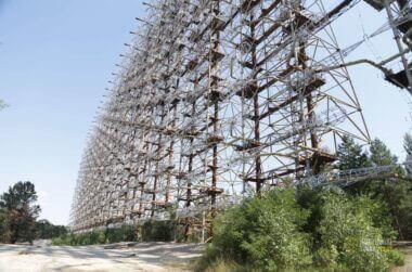 chernobyl duga