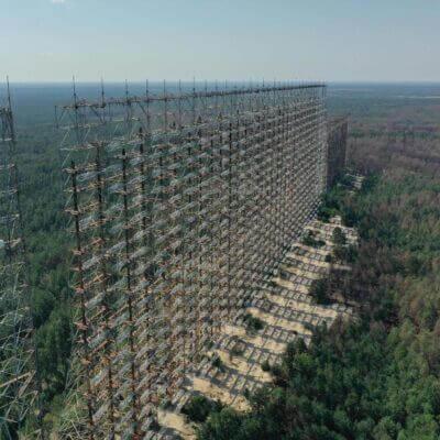 Soviet Radar Duga