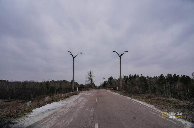 Chernobyl Bridge of Death