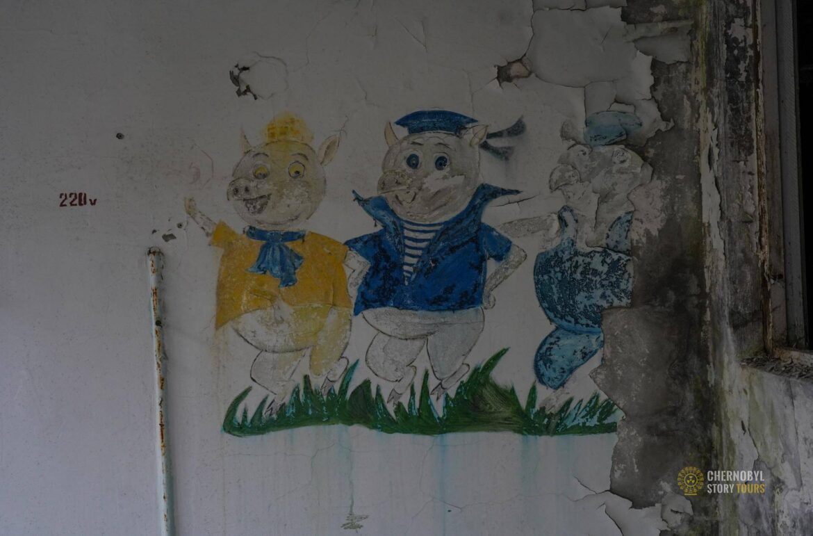 KIDS HOSPITAL IN PRIPYAT 2