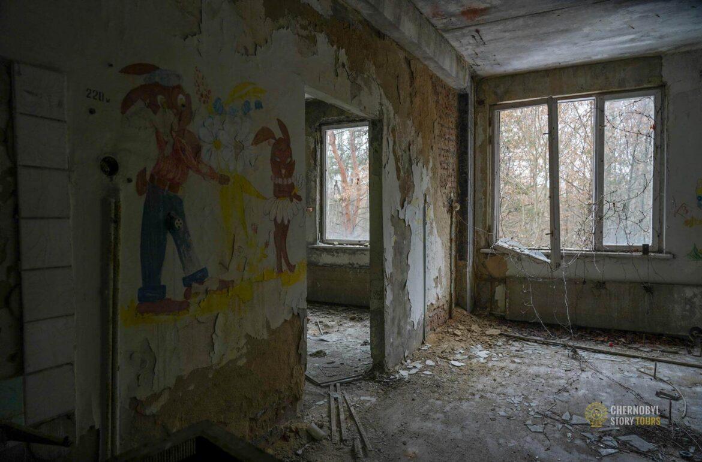PRIPYAT KIDS HOSPITAL