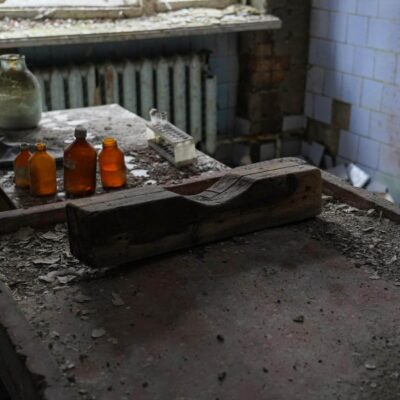 Pripyat Morgue 2
