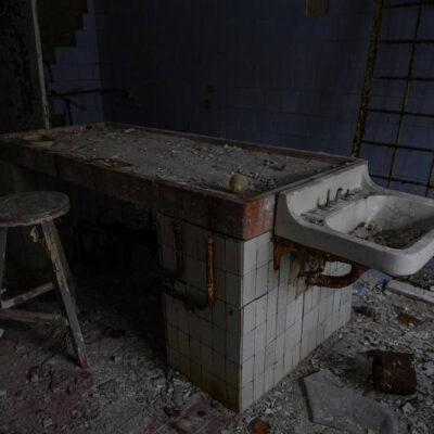 Pripyat Morgue