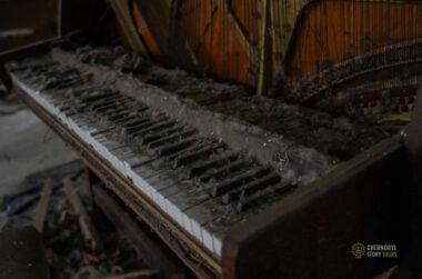 Pripyat Piano Shop 2