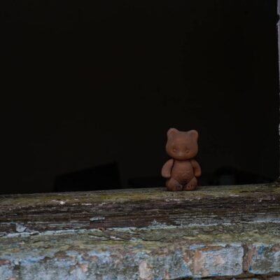 Toy in Chernobyl